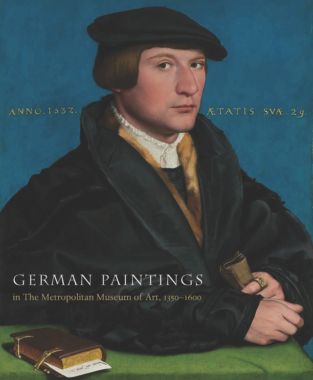 German Paintings in the Metropolitan Museum of Art